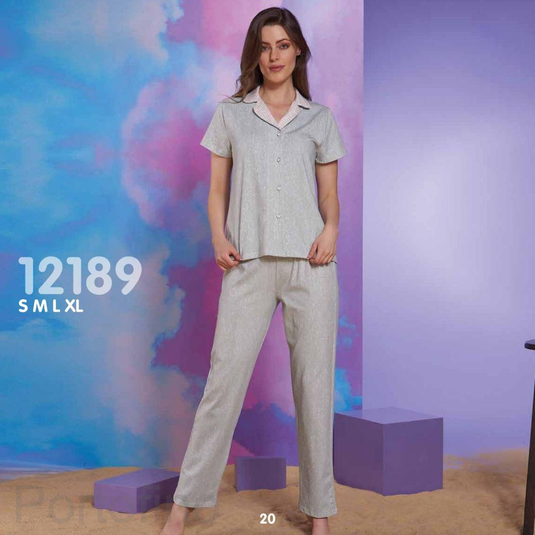 12189 SV Пижама женская