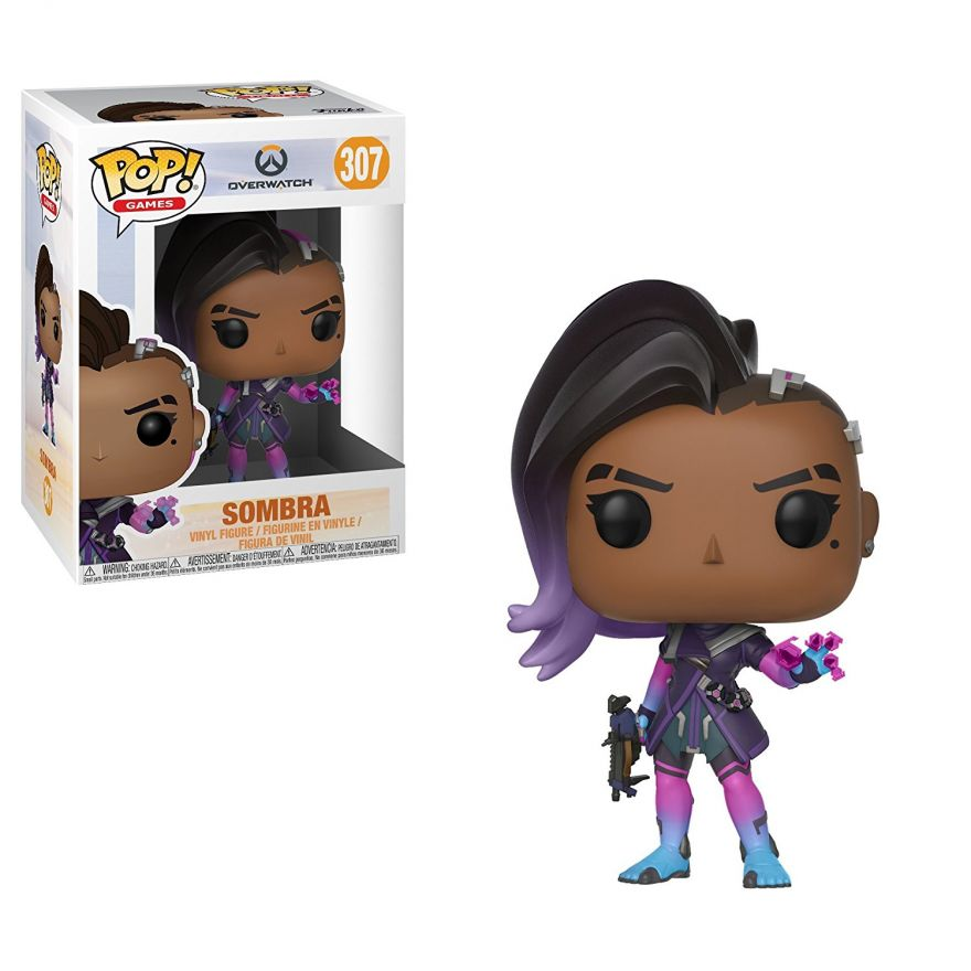Фигурка Funko POP! Vinyl: Games: Overwatch S3: Sombra 29051