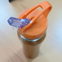 бутылки для воды с логотипом