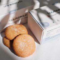 Печенье без глютена с кокосом. 150 г
