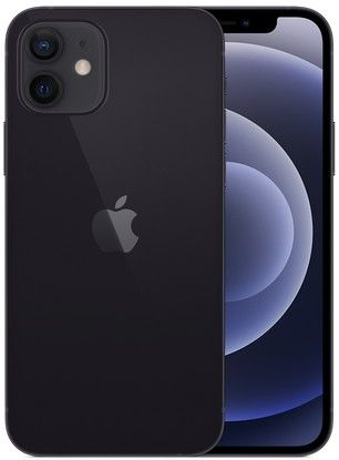 Смартфон Apple iPhone 12 128GB Black