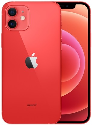 Смартфон Apple iPhone 12 64GB Red