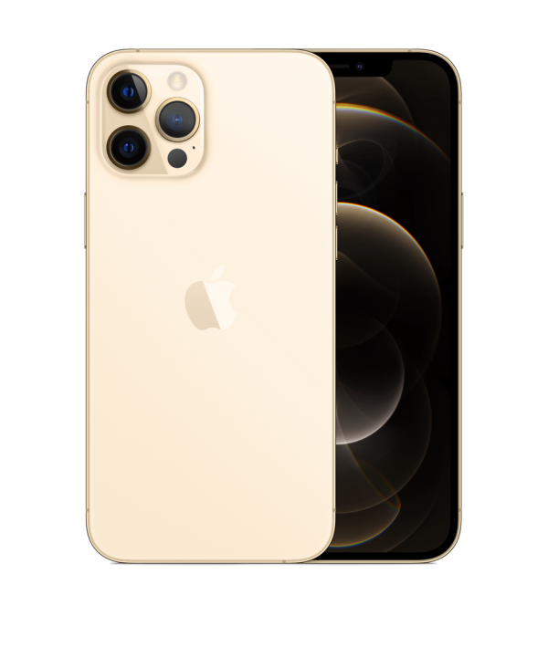 Смартфон Apple iPhone 12 Pro Max 256GB Gold
