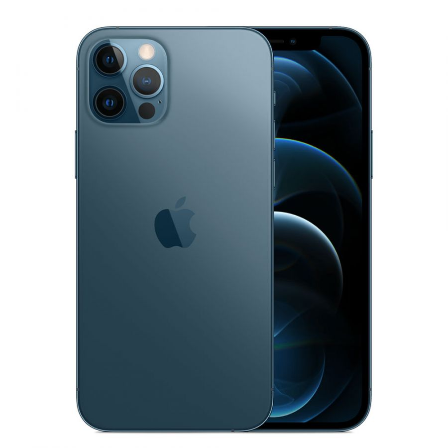 Смартфон Apple iPhone 12 Pro Max 128GB Pacific Blue (MGDA3RU/A)