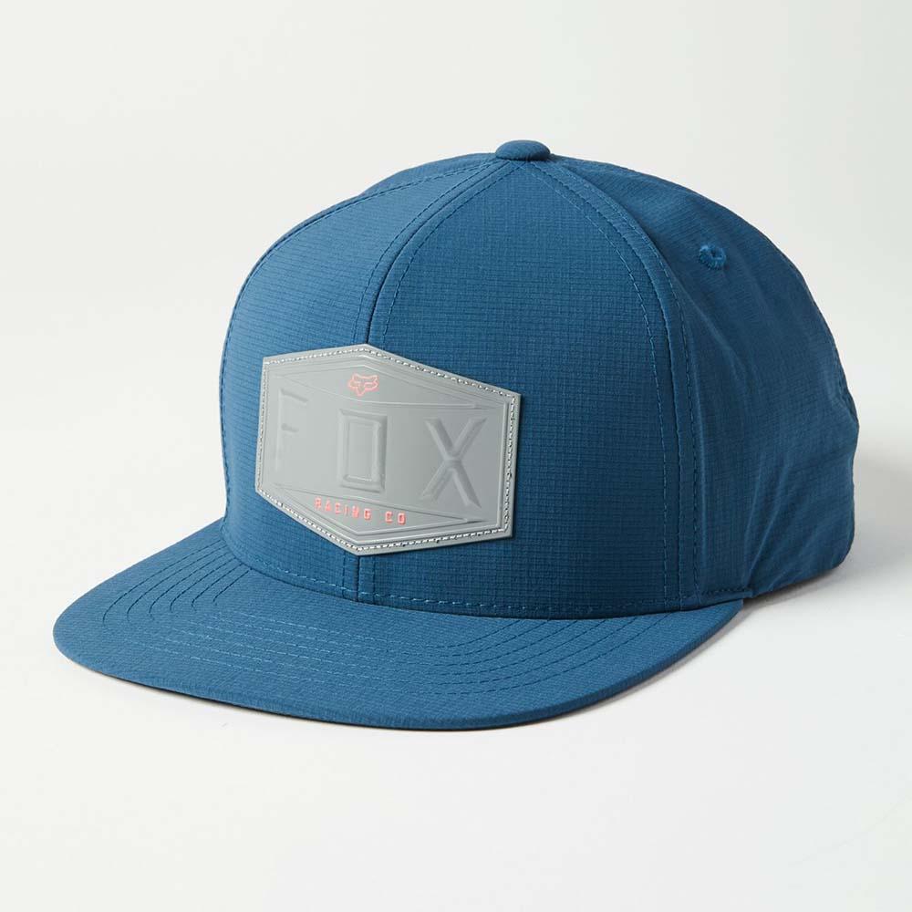 Fox Emblem Snapback Dark Indigo бейсболка