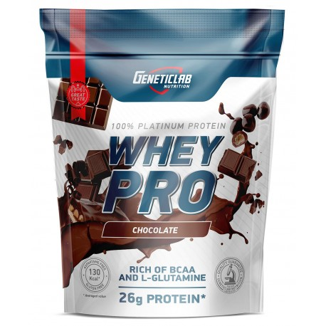 GENETIC LAB - WHEY PRO