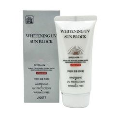 280986 JIGOTT  Солнцезащитный крем Whitening Uv Sun Block Cream SPF50+/PA+++