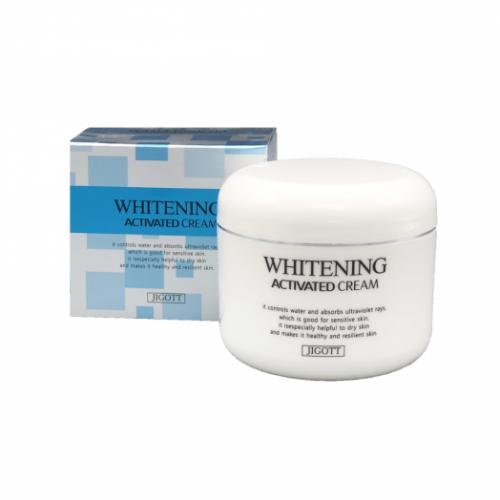 036500 JIGOTT Крем для лица Whitening Activated Cream