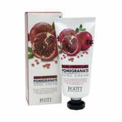 970374 JIGOTT Увлажняющий крем для рук с экстрактом граната Real Moisture Pomegranate Hand Cream
