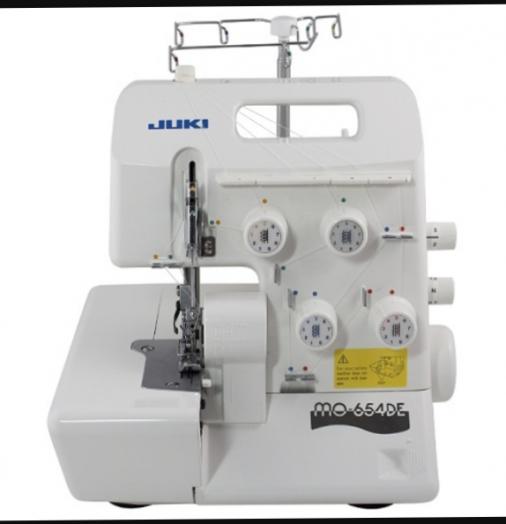 Оверлок JUKI MO 654 DEN    Цена по акции -10% 27495 руб