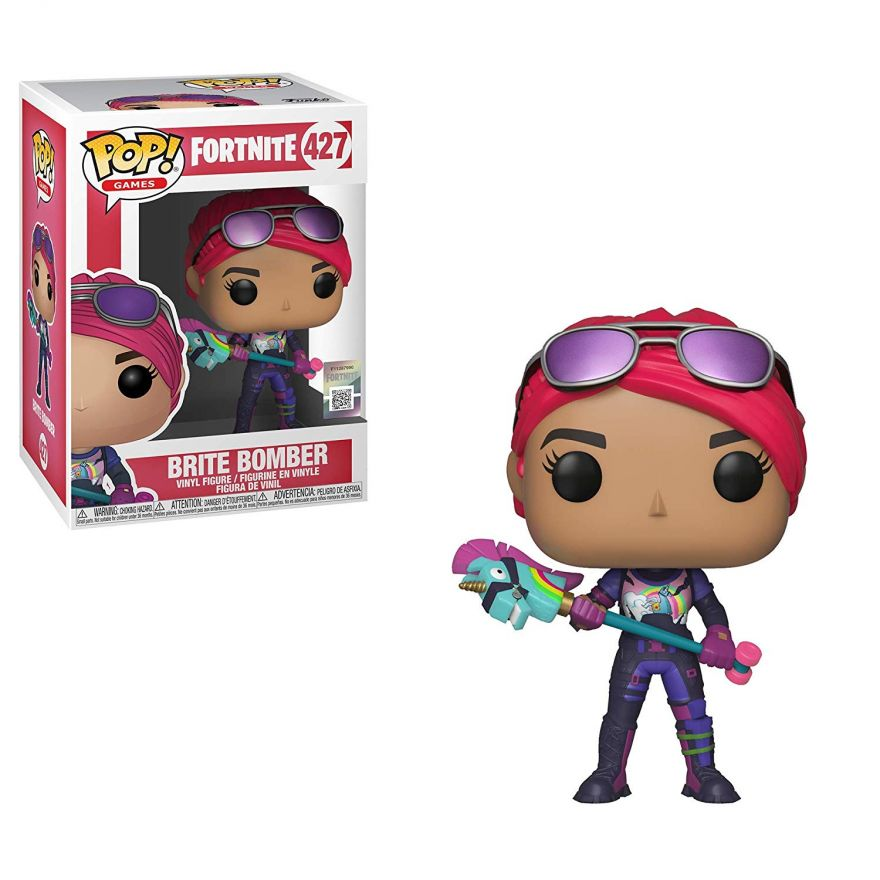 Фигурка Funko POP! Vinyl: Games: Fortnite: Brite Bomber 36721
