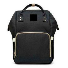 Сумка-рюкзак для мамы Mummy Bag, Чёрный