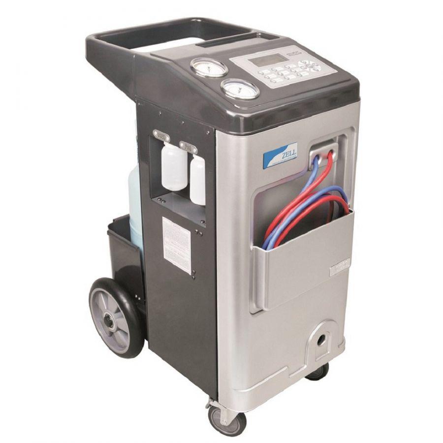 Станция автоматическая для заправки автомобильных кондиционеров KraftWell арт. AC1500