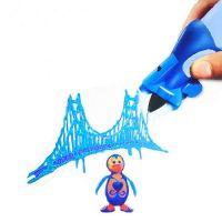 3D ручка Creative Drawing Pen, цвет голубой