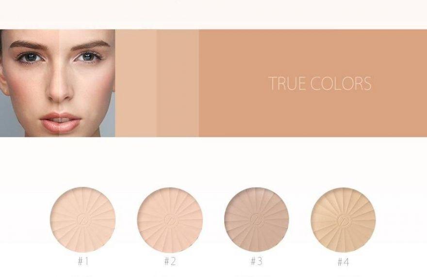 Пудра O Two O Cosmetics Rose gold