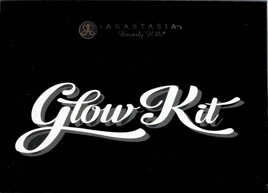Anastasia Beverly Hills Glow Kit тени для глаз