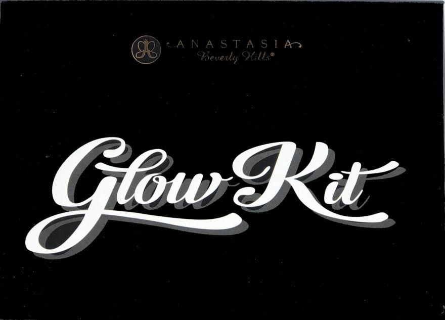 Anastasia Beverly Hills Glow Kit тени для глаз