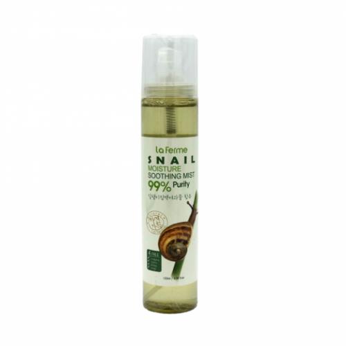 953516 FarmStay Увлажняющий спрей с муцином улитки La Ferme Snail Moisture Soothing Mist