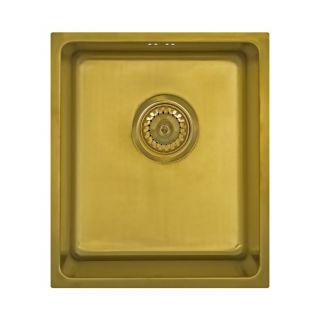 Мойка Seaman Eco Roma SMR-4438A Antique Gold (PVD),под столешницу