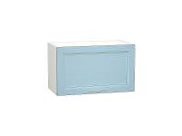 Шкаф верхний горизонтальный с увеличенной глубиной Сканди ВГ610 Sky Wood