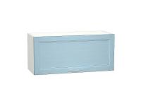 Шкаф верхний горизонтальный с увеличенной глубиной Сканди ВГ810 Sky Wood
