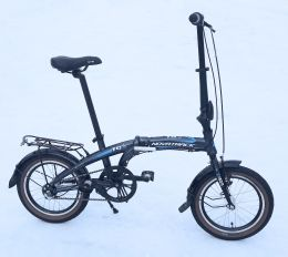Велосипед Novatrack TG 16 Nexus 3
