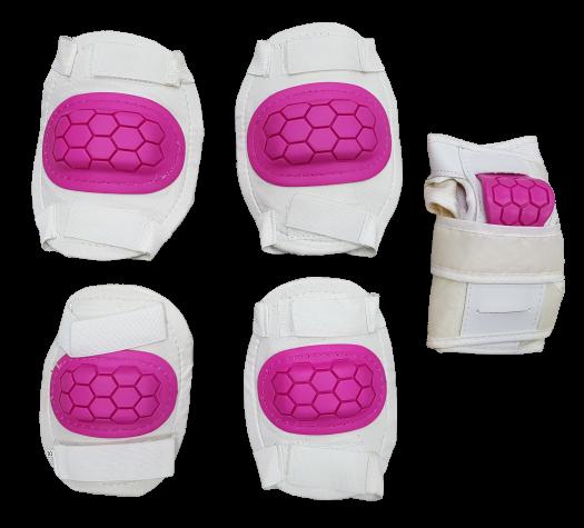 Защита бело-розовая разм. S