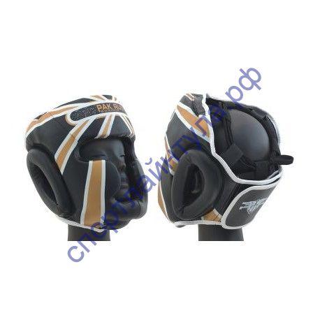 Шлем тренировочный для бокса PR-13-004 Dx черный