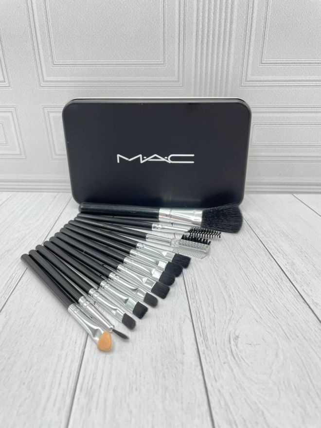 Набор кистей MAC 12 штук (1361801)