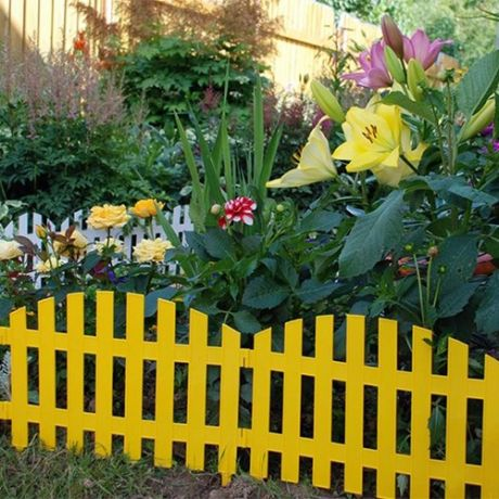 Забор декоративный №2, 7 секций