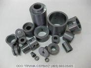 Изделия из карбида кремния SIC  пары трения ,втулки, кольца, подшипники скольжения