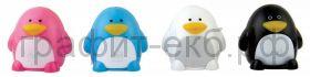 Точилка Deli Пингвин 2 отверстия E0563