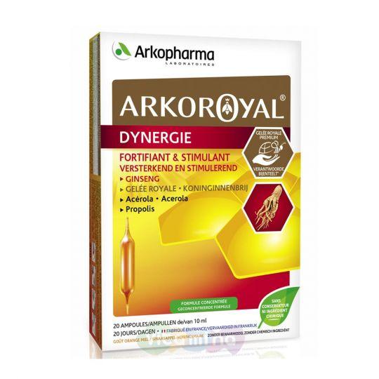 Arkopharma Энергия и иммунитет Arkoroyal Dynergie