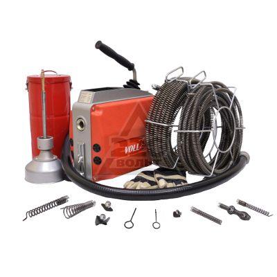Электромеханическая машина для прочистки труб V-Clean 150