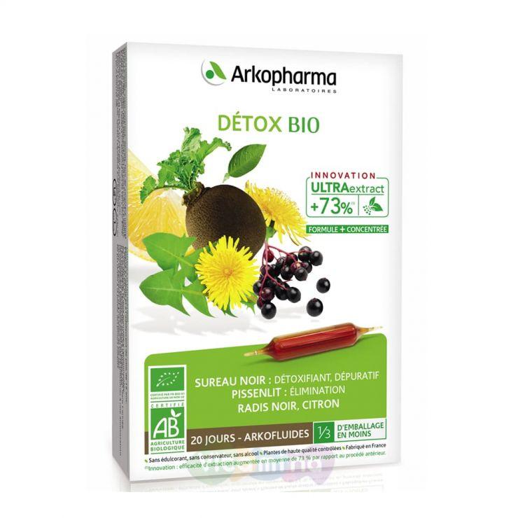 Arkopharma Очищение организма Détox