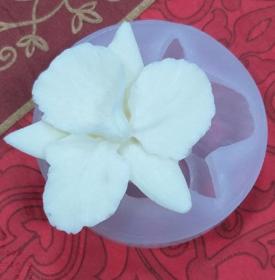 Форма силиконовая Орхидея малая