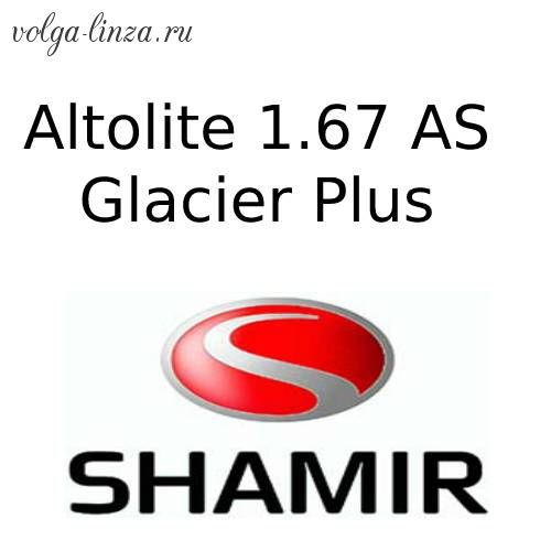 Shamir Altolite 1.67  AS Glacier Plus