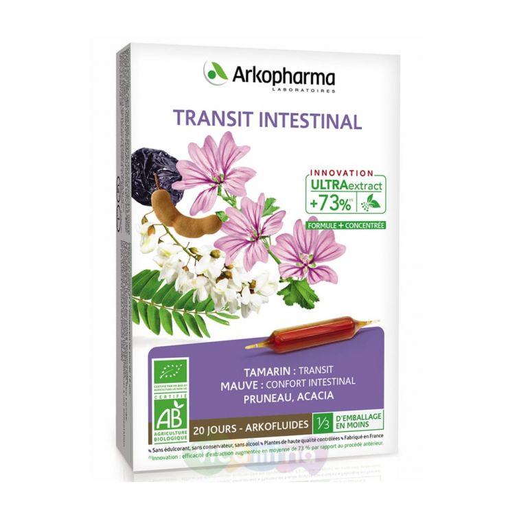 Arkopharma Кишечник Transit Intestinal