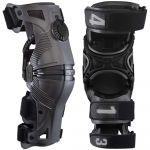 Mobius X8 Storm Grey/Black наколенники-суставы, серо-черные