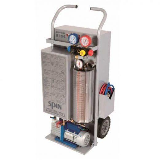Установка заправки SPIN MONOCLIMA 134 BIPower