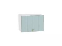 Шкаф верхний горизонтальный с увеличенной глубиной Прованс ВГ510 (голубой)