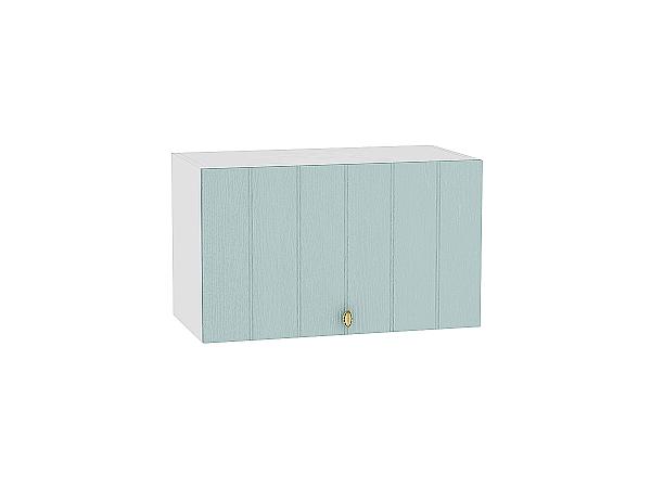 Шкаф верхний Прованс ВГ610 (голубой)