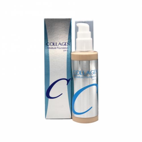 062362 ENOUGH Увлажняющий тональный крем с коллагеном Collagen Moisture Foundation SPF15 #13