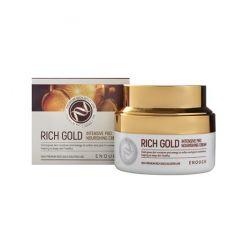 484961 ENOUGH Питательный крем с золотом Rich Gold Intensive Pro Nourishing Cream