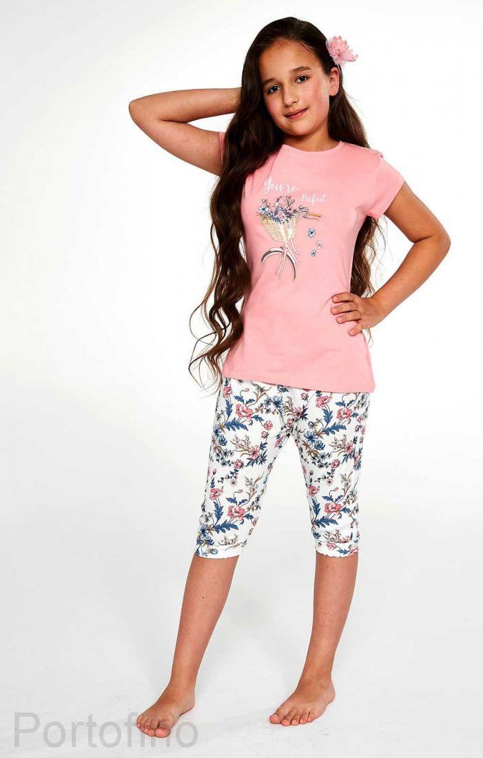 491-88 Пижама для девочек Cornette
