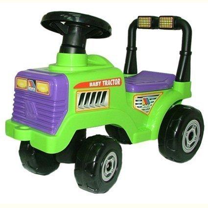 Каталка Трактор Митя звук 7956 П-Е