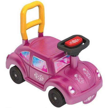 Каталка Авто GO! Розовое чудо 431012/1 Норд