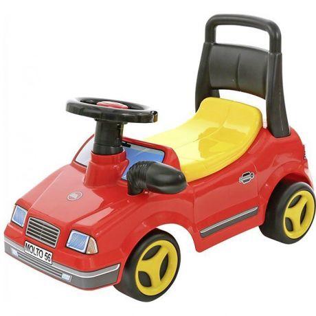Каталка-автомобиль спортивный Вихрь № 3 72276 П-Е