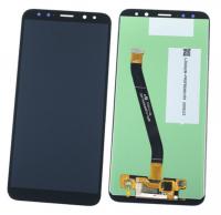 LCD (Дисплей) Huawei Mate 10 Lite/Nova 2i (RNE-L21) (в сборе с тачскрином) (black) Аналог