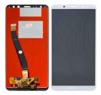 LCD (Дисплей) Huawei Mate 10 Lite/Nova 2i (RNE-L21) (в сборе с тачскрином) (white) Аналог